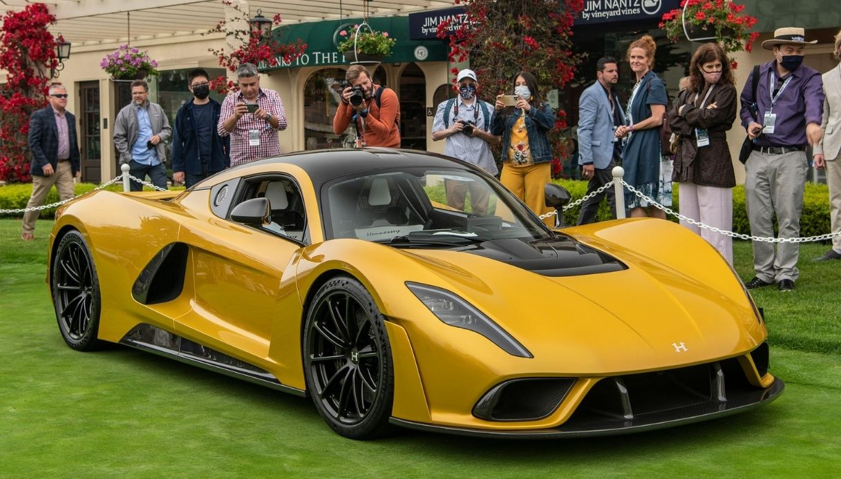 Hennessey, il nuovo bolide