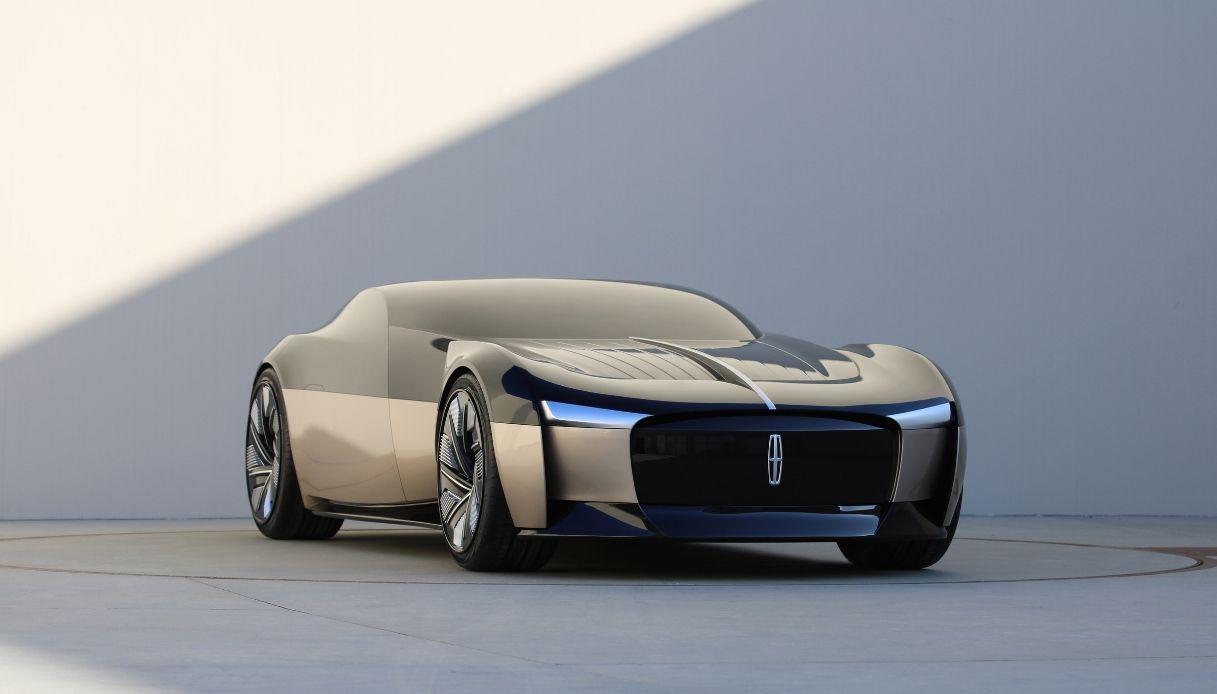 Lincoln Anniversary, l'auto del 2040