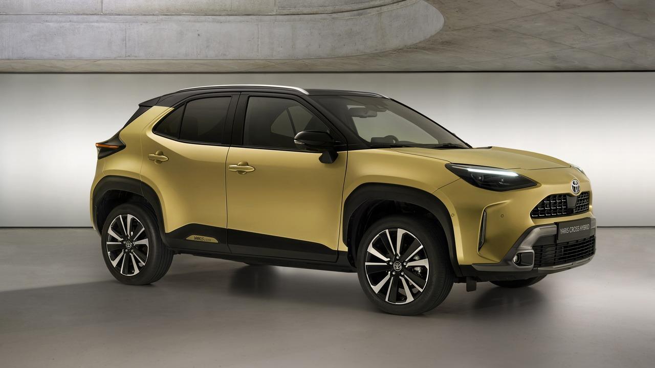Toyota Yaris Cross, tutte le novità 2021