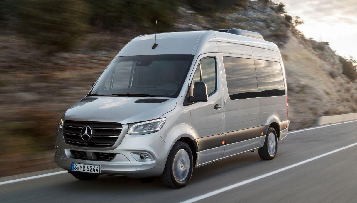 Van Mercedes, le novità