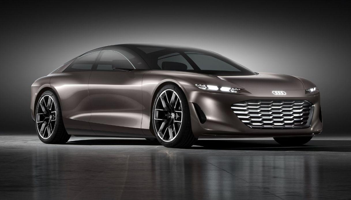 Audi svela la GT elettrica del futuro