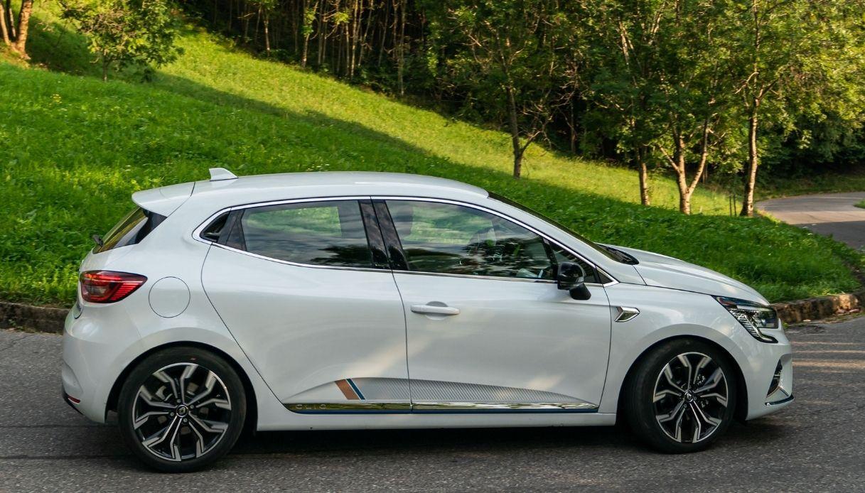 Renault präsentiert den neuen Clio Hybrid