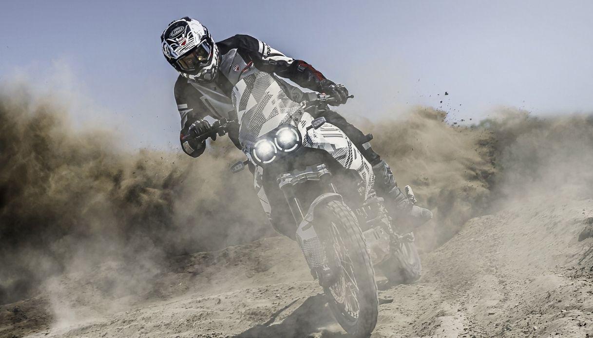 Ducati presenta la nuova DesertX