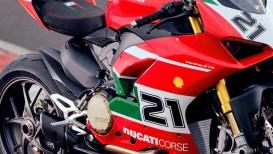 Ducati Panigale V2, la versione speciale per Troy Bayliss