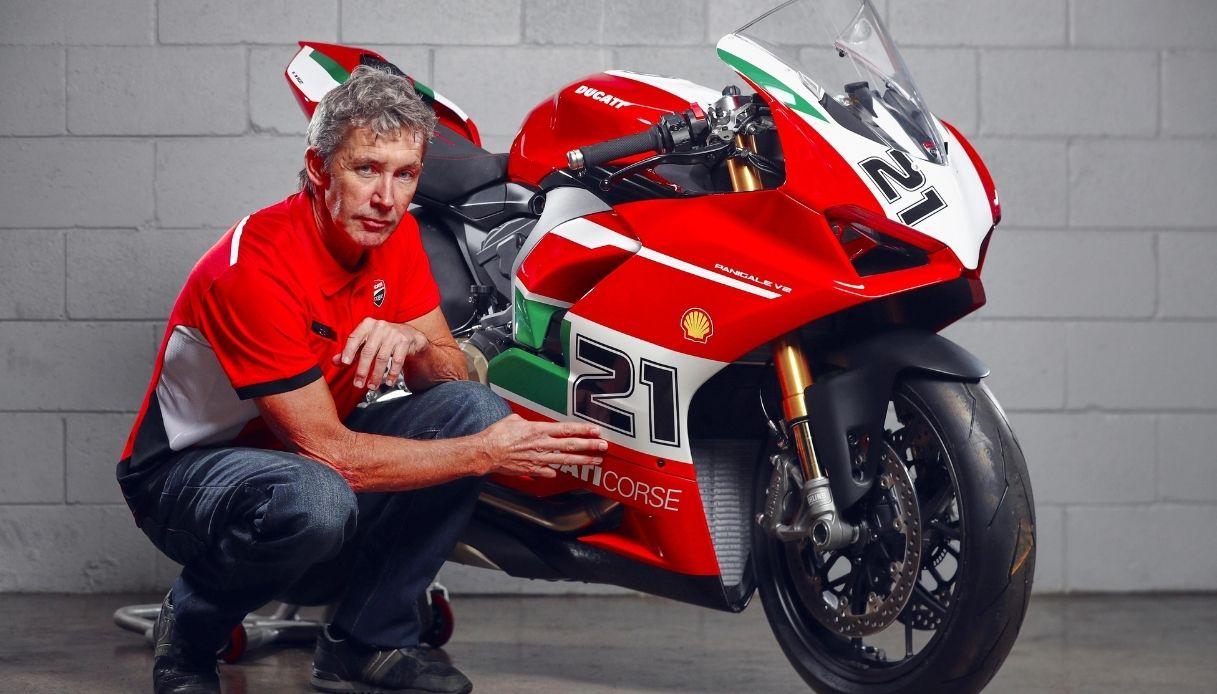Ducati presenta la nuova Panigale V2 Bayliss 1st Championship 20th Anniversary