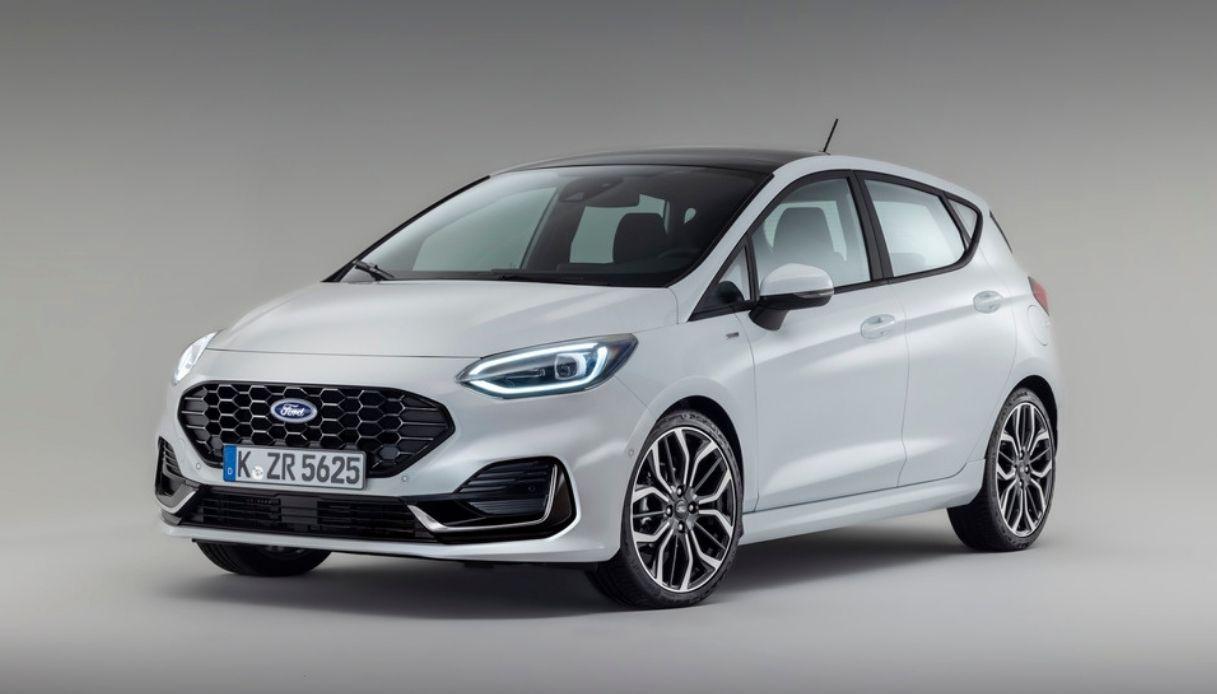 Ford Fiesta, la nuova versione per il 2021