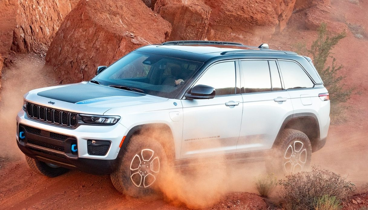 Jeep presenta la nuova Grand Cherokee