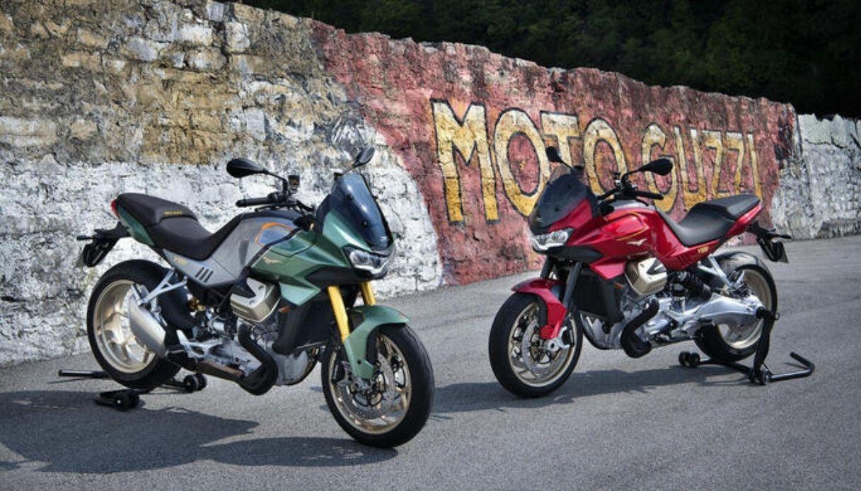 La nuova fabbrica di Moto Guzzi a Mandello