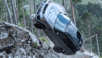 Range Rover protagonista nell'ultimo film di James Bond