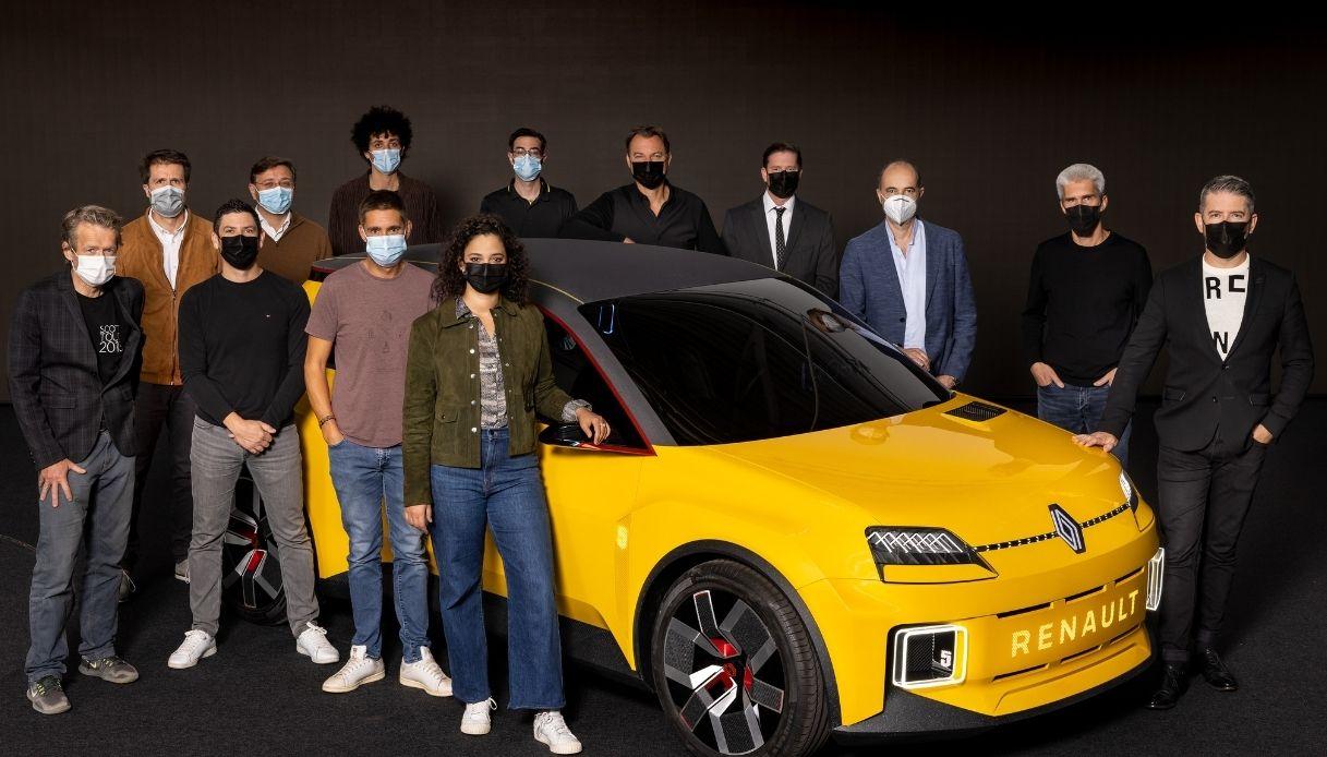 Renault 5 Prototype importante premio