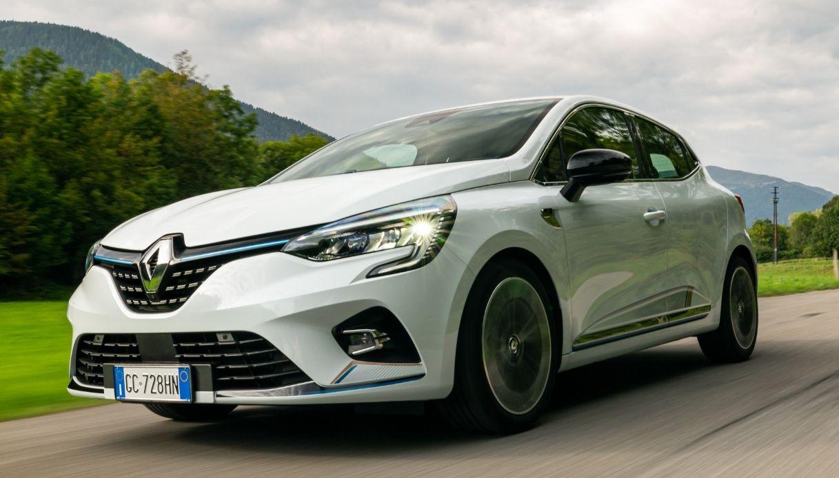 Der Bestseller Renault Clio wird hybrid