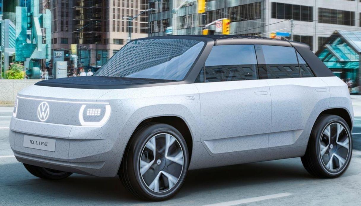 ID. LIDE, la nuova elettrica di Volkswagen
