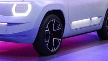 VW ID.life auto elettriche rivoluzione trazione anteriore