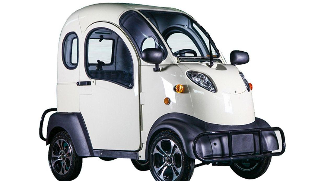 ElectricKar K5 auto elettrica economica