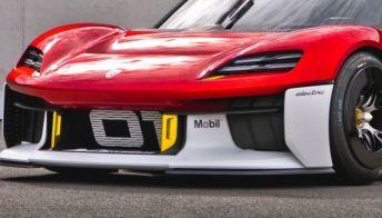 La nuova sorprendente auto da corsa di Porsche
