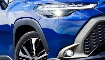 Toyota Corolla Cross, nuovo modello esclusivo per il mercato asiatico