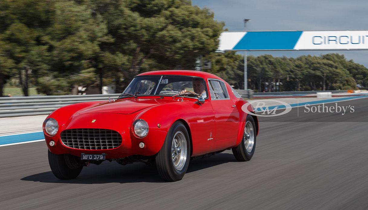 Ferrari 250 GT Berlinetta Competizione