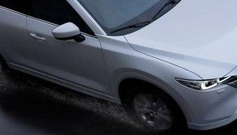 Mazda CX-5, aperti gli ordini in Italia: i prezzi del nuovo SUV