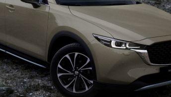 Mazda CX-5: la nuova generazione del SUV arriva in Italia