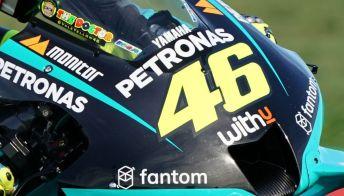 Il nuovo monopattino elettrico di Valentino Rossi