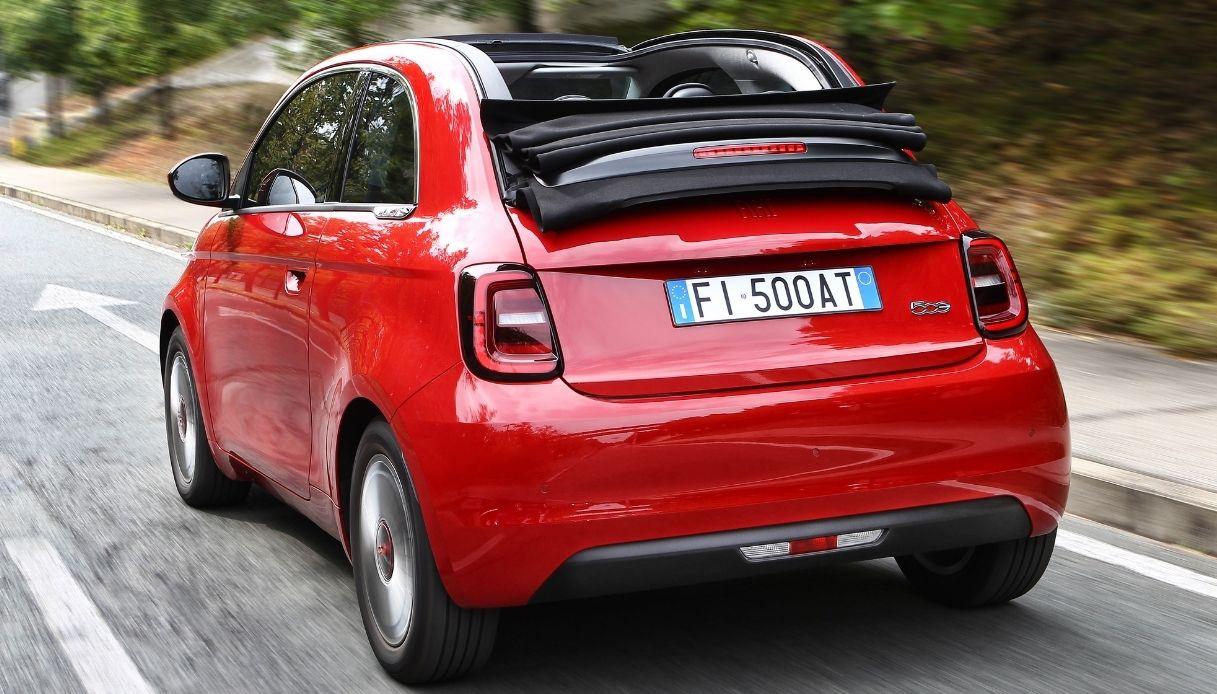 Stellantis presenta nuova Fiat 500(RED)