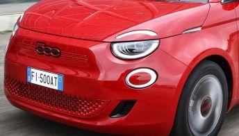 Fiat presenta la nuova RED, edizione speciale della 500