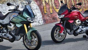 Moto Guzzi festeggia i 100 anni con un grande annuncio
