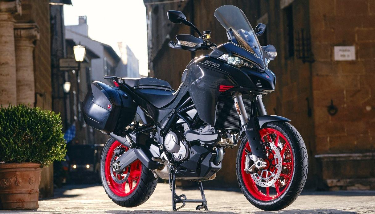 Presentata nella web serie la nuova Ducati Multistrada V2