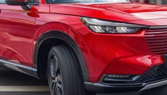 Nuovo Honda HR-V, efficienza ibrida eccezionale