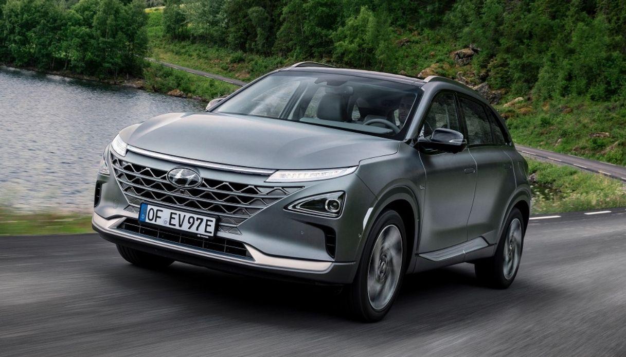 Hyundai NEX, record di unità vendute