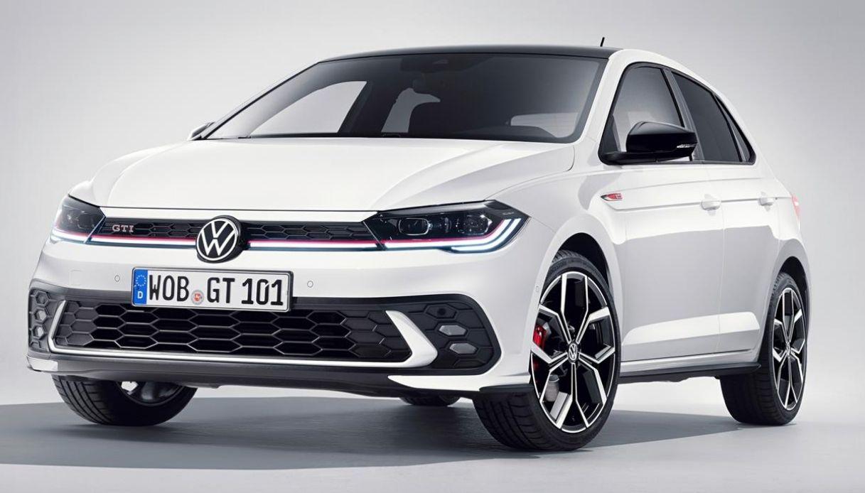 Volkswagen Polo, la nuova GTI