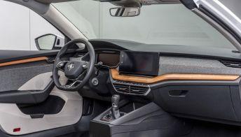 Skoda, materiali sostenibili per le sue auto: mai visti prima d'ora