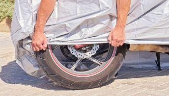 Il modo più economico per proteggere una moto