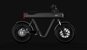 Lo scooter tubolare arriva in Italia